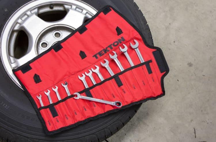 Tekton vs Craftsman: Combination wrench sets