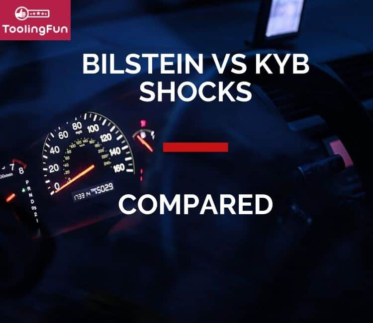 KYB vs Bilstein shocks: how I see the difference between them, especially for off-road conditions. MonoMax, Bilstein 5100 etc.