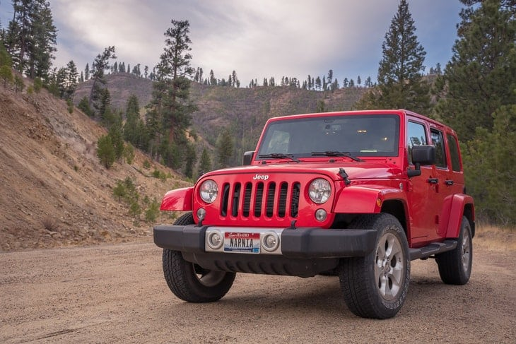 4 Best Ball Joints for Jeep JK & TJ