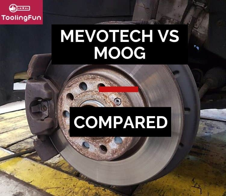 MOOG vs Mevotech: A backed-up opinion why I think MOOG has better ball joints and suspension overall.