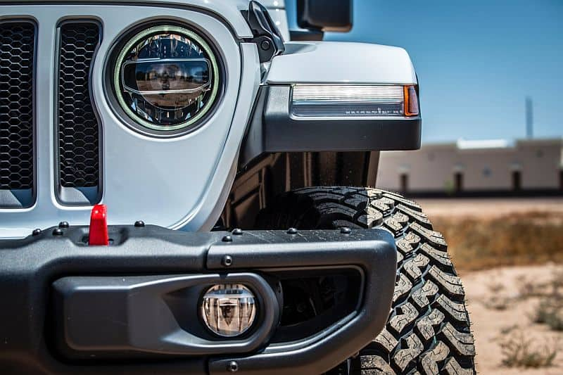 Top 5 Cool Jeep Wrangler Accessories
