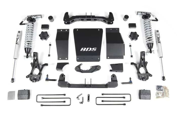 BDS lift kits and how they compare with Rough Country: hint, better at off-roading!
