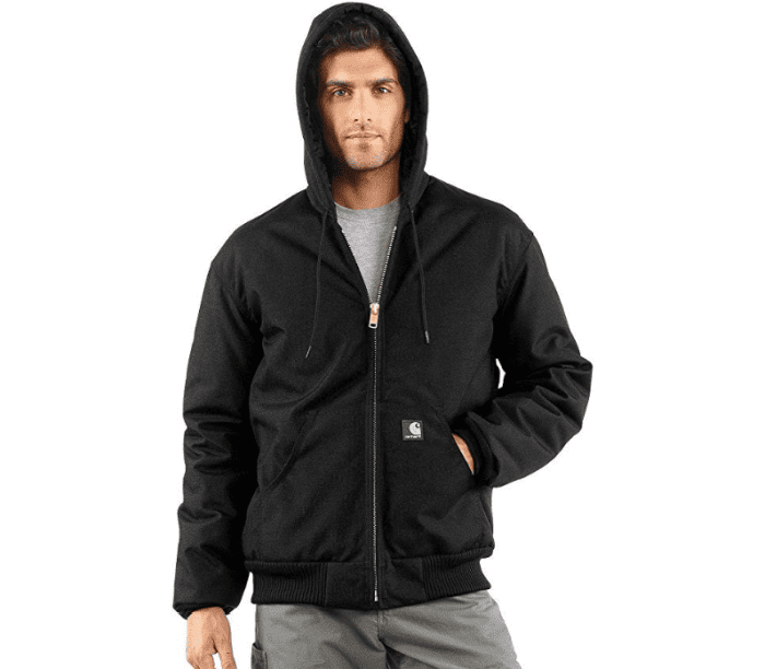 The warmest Carhartt jacket? Well, the J133 vs J140 has a clear winner...and that's the Yukon J133.