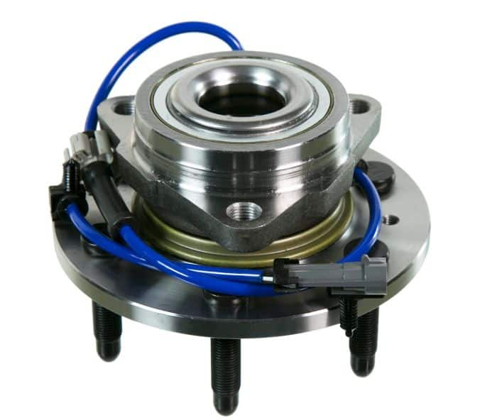 Moog vs SKF vs Timken wheel bearings - a matter of warranty, coating and of course, design!