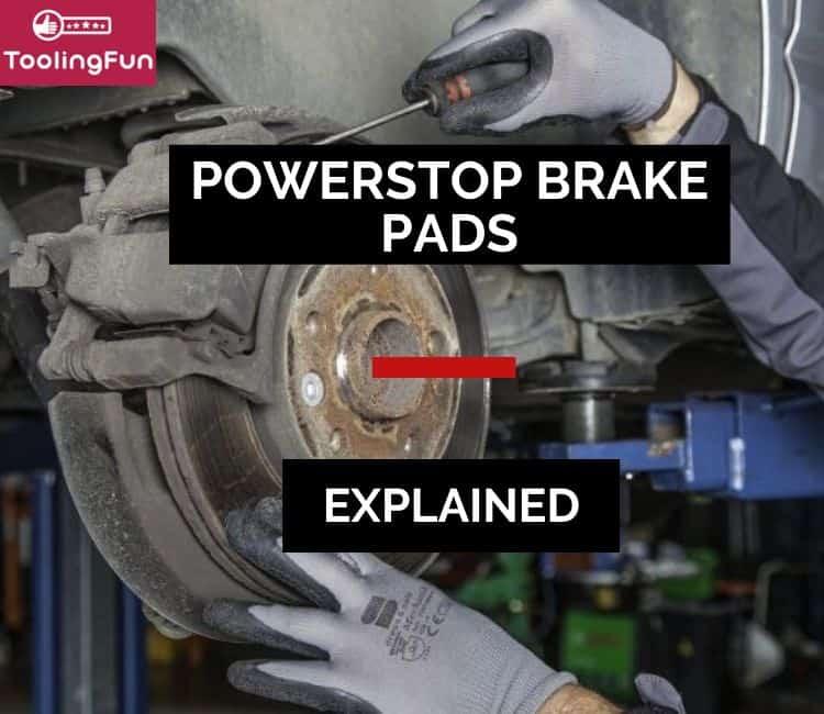 PowerStop Brake Pads Explained: Z23 vs Z26 vs Z36