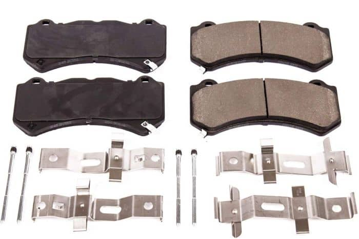Powerstop Z23 vs Z26: Looking at their shims