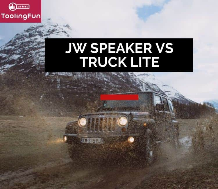 JW Speaker vs Truck Lite: Reviewed & Compared