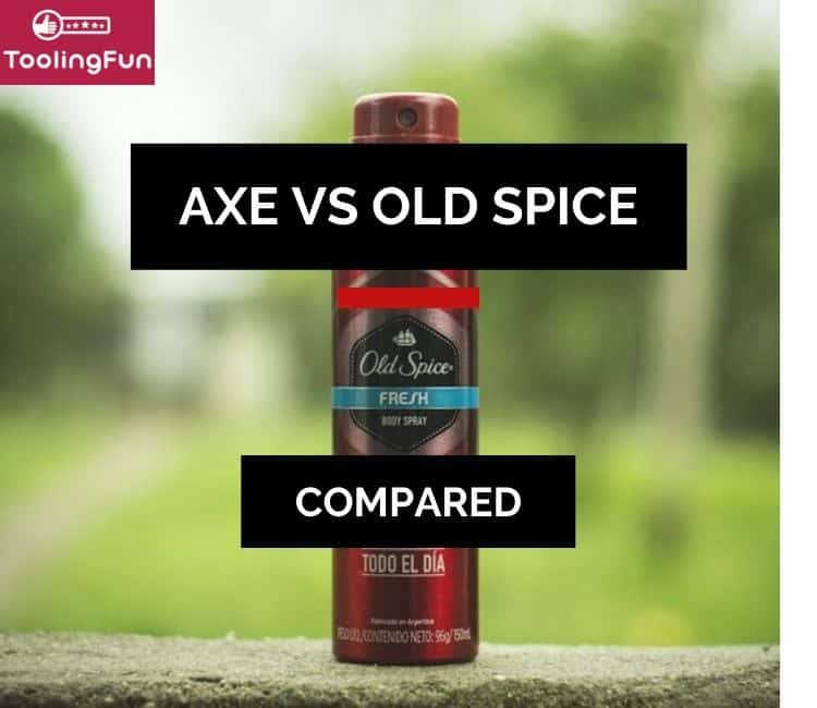 Axe vs Old Spice: Battle of the Scents