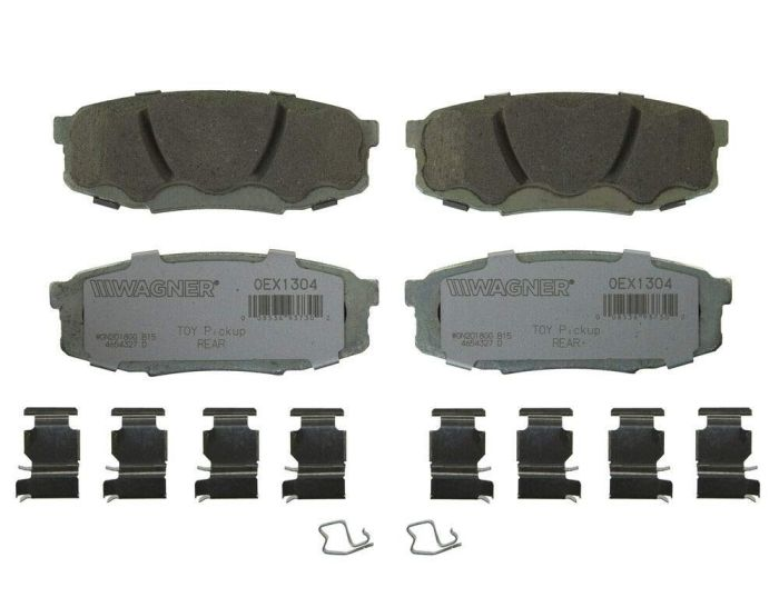 Wagner OEX Review: Cutting-edge brake pads that outshine ThermoQuiet and others
