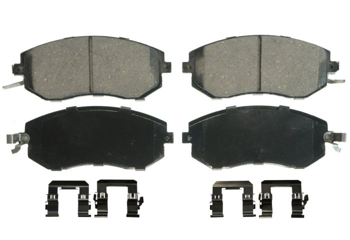 Wagner QuickStop vs ThermoQuiet or Severe Duty: the brake pad comparison you needed