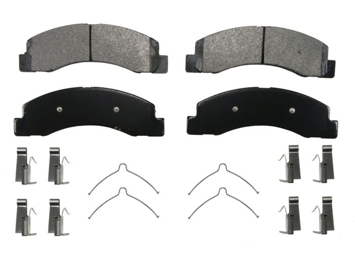 Wagner Severe Duty break pads reviewed: Perfect for offroad and towing.