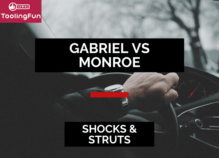 Gabriel vs Monroe shocks and struts: A tale of two shock absorber brands for the regular guy