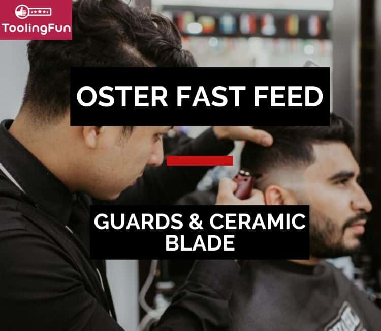 Fast Feed guards suck: Here's a fix (+ceramic blade)
