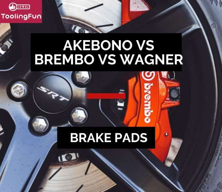 Akebono vs Brembo vs Wagner: A few remarks