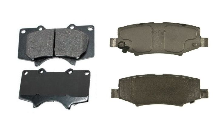 Akebono ProAct vs Wagner ThermoQuiet brake pads: A quick comparison of their manufacture