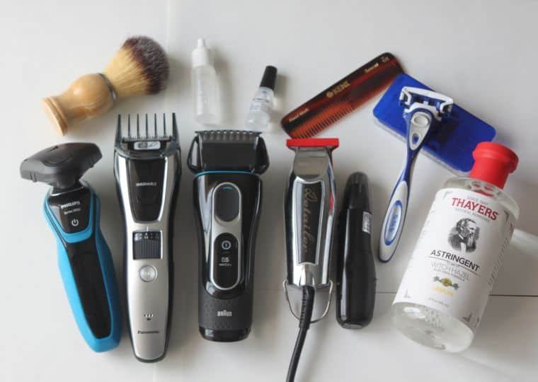 Here are some self-haircut tools I recommend for your home cuts. Perfect for #coronacuts and self-grooming during quarantine.