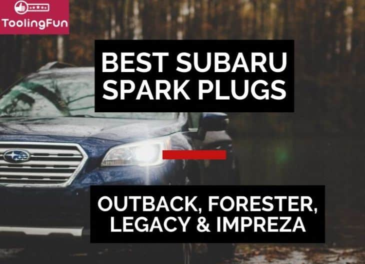 What are the best spark plugs for Subaru Outback, Forester, Legacy or Impreza/WRX? Here's an answer, a definite one.