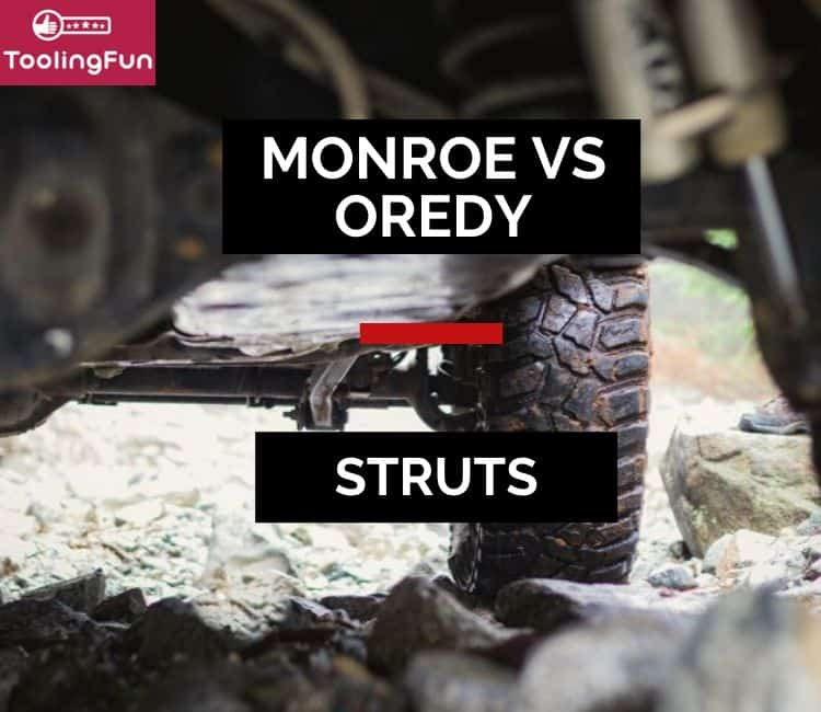 Oredy vs Monroe Struts: A Full Review