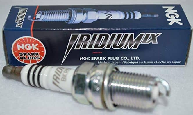 Best iridium spark plugs for Toyota Tacoma 4.0 and 4Runner: NGK