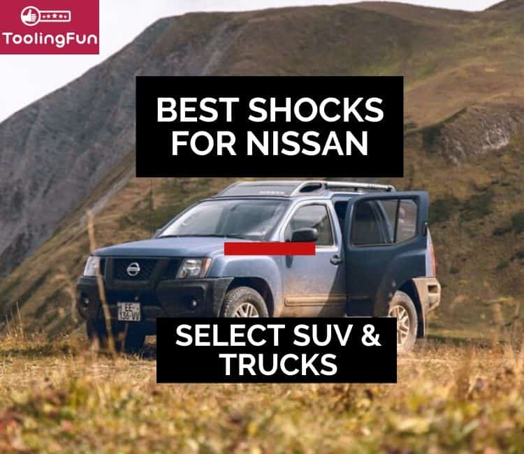 Best Shocks for Nissan SUV/Trucks: Select Models