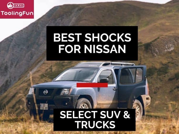What are the best shocks for Nissan Xterra, Titan, Pathfinder, Frontier 4x4 and other SUVs or trucks? Here's a review.