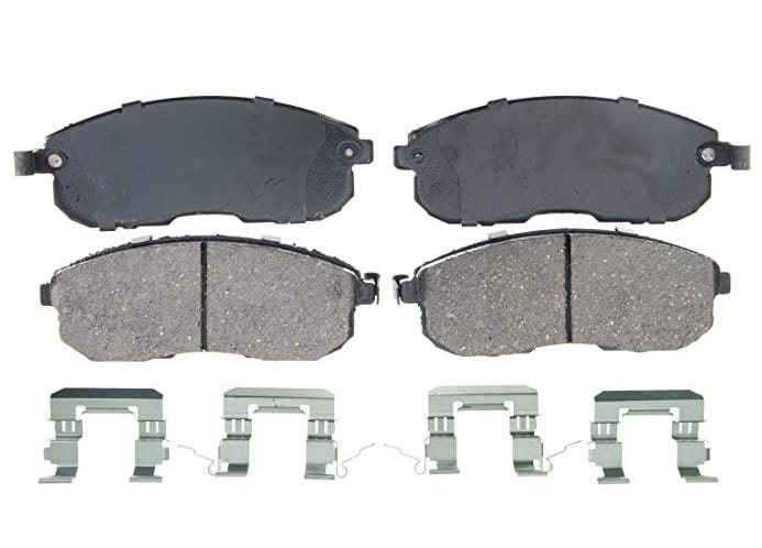 Wagner QuickStop: A good pair of brake pads and rotors for Altima 2006 to 2017 models.
