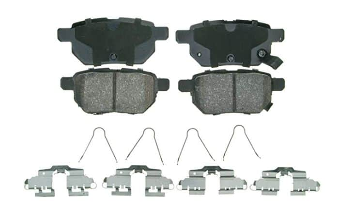 Best brake pads for newer Toyota Corolla models (2008+, 2012 and 2018): Wagner's QuickStop