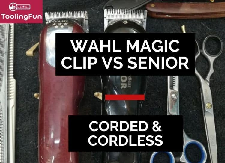 What is the difference between Wahl's 5 star Magic Clip and the Senior? This article will give you a comprehensive answer.