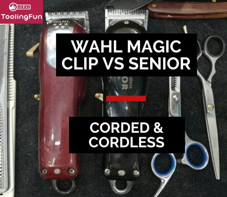 Wahl Magic Clip vs 5 Star Senior: A Surprise
