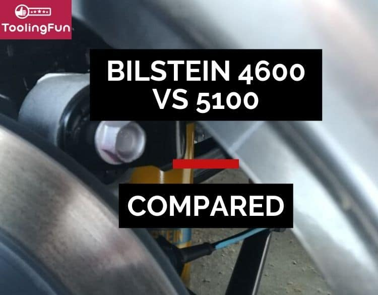Bilstein 4600 vs 5100 shocks: How do they differ from each other? Here's my in-depth comparison on some quality suspension.